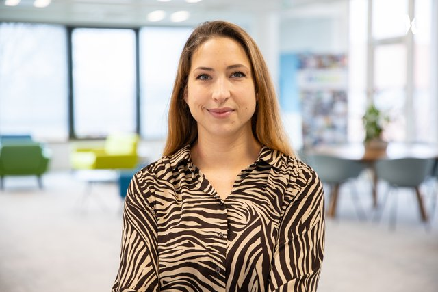 Meet Marion, Head of Growth & Performance - Alchimie