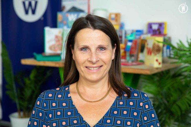 Rencontrez Karine, Directrice de l'Expérience Client et Opérations - WW (Weight Watchers réinventée)