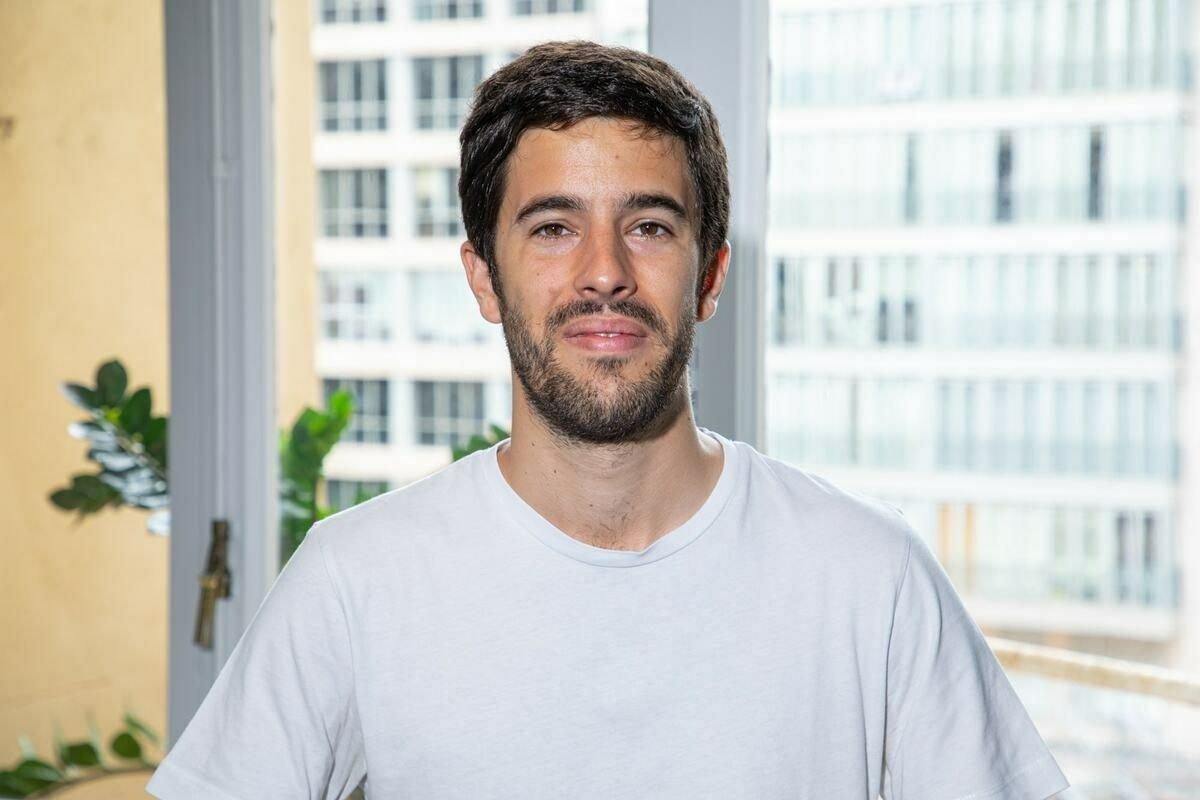 Andrés, CEO & cofundador - Colvin