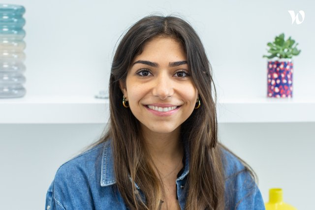 Rencontrez Alice, Consultante en stratégie digitale - datashake