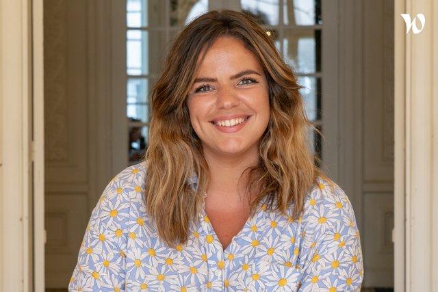 Rencontrez Amandine, Content & SEO Manager - Letsignit