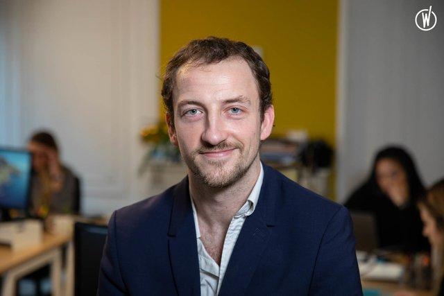 Rencontrez Christopher, Co-fondateur et Directeur Commercial - Smart Tribune