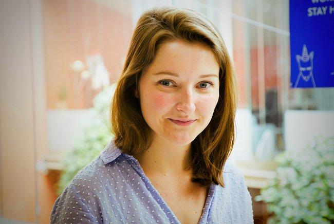 Rencontrez Hélène, VP Food - Popchef