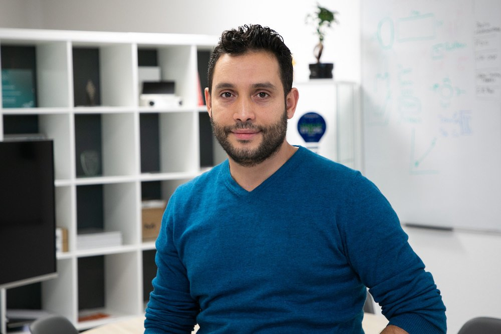 Rencontrez Sadok, Development Engineer - Dracula Technologies