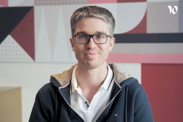 Rencontrez Romain, Co fondateur et Responsable IT - Hubworkair