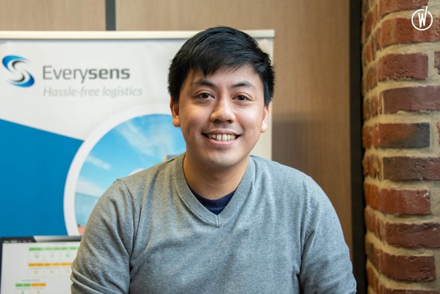 Rencontrez Dai-Chinh, Responsable IT - Everysens