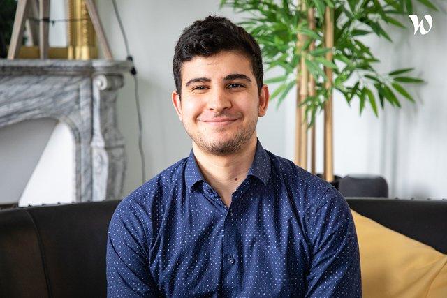 Rencontrez Nils, Customer Success Manager - edufactory