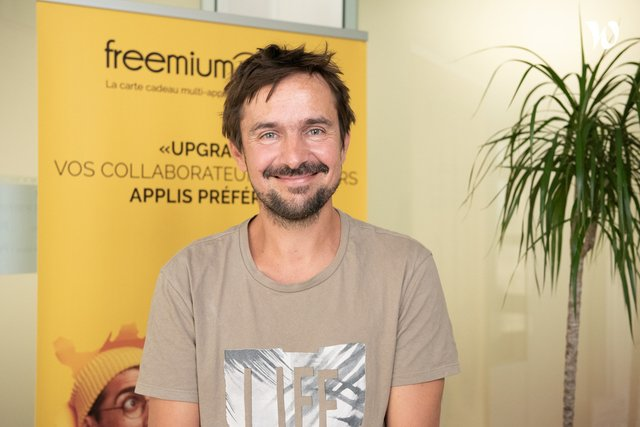 Rencontrez Nicolas, CEO & Co-fondateur - FreemiumPlay