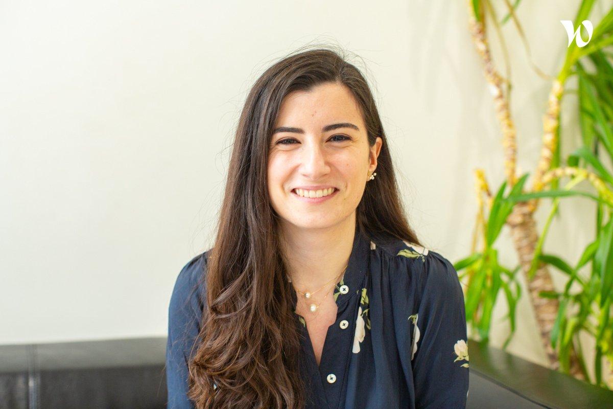 Rencontrez Emma, Co-fondatrice - Beanstock