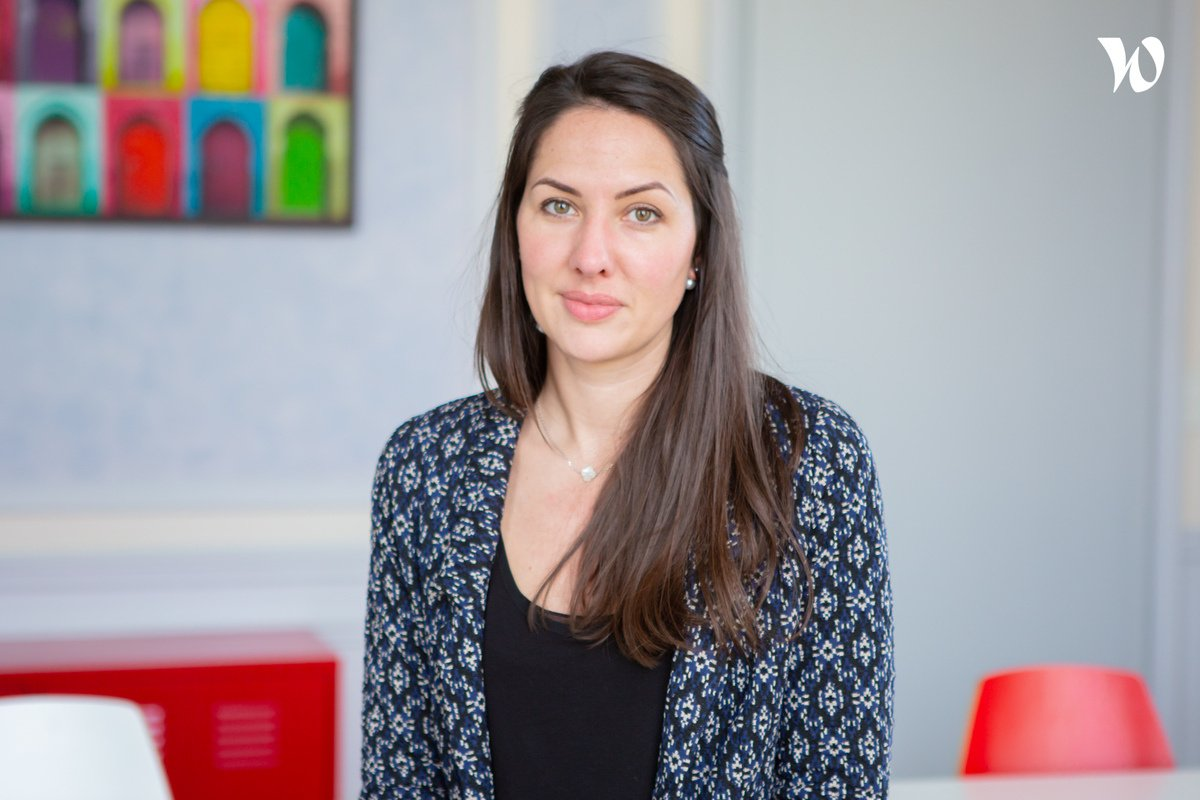 Rencontrez Aurélie, Chargée de Relation Clients - Xenia