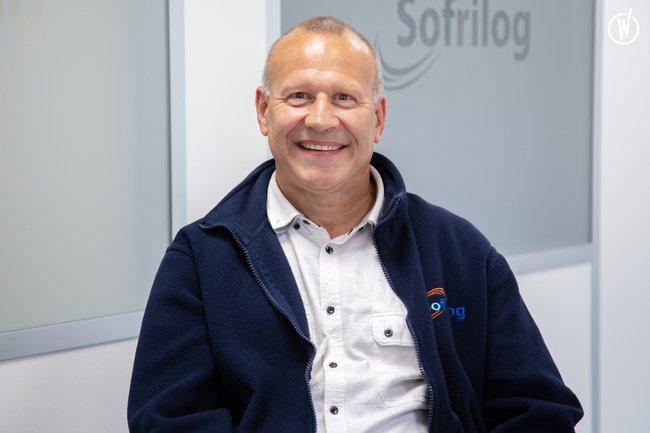 Rencontrez Fabrice, Responsable d'Exploitation - Sofrilog