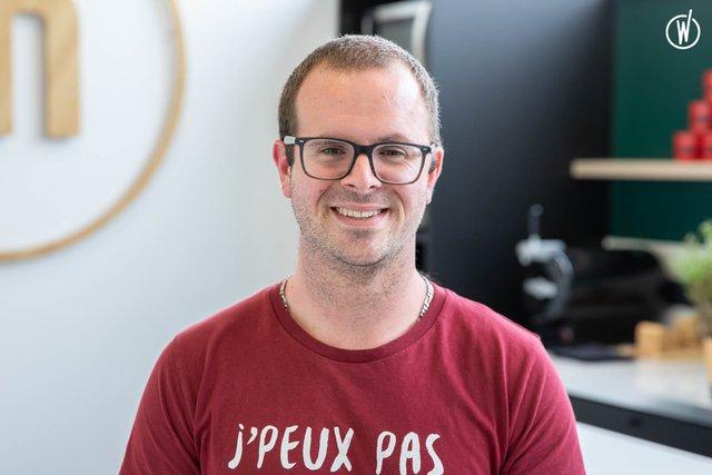 Rencontrez Mark, Web Developer - The Moneytizer