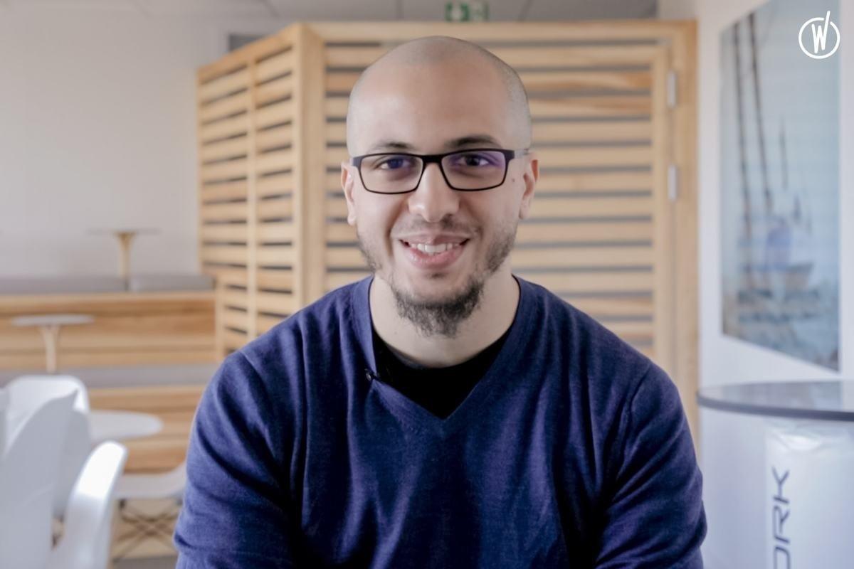 Rencontrez Marouen, Cloud Architect - TeamWork