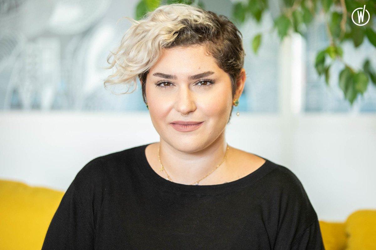 Rencontrez Tamara, Customer Success Manager - Gutenberg Technology