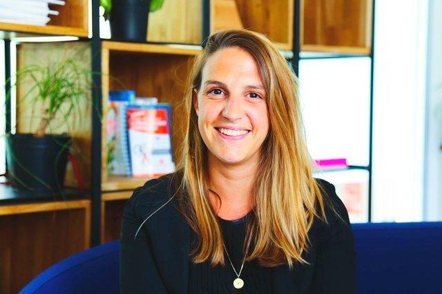 Rencontrez Anne-Sophie, Co-Head de RAISESHERPAS - RAISE