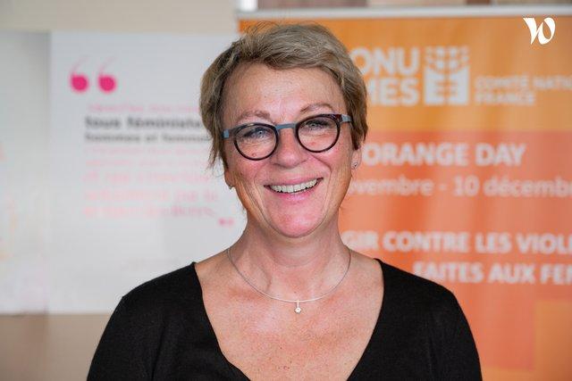 Rencontrez Béatrice, Responsable Fundraising - ONU Femmes France