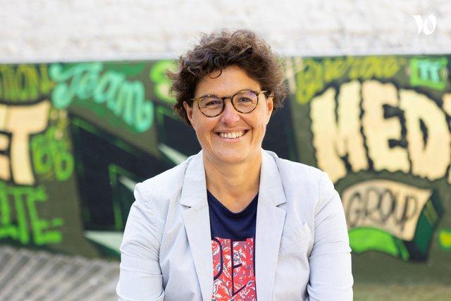 Rencontrez Martine, Rédactrice en chef - NetMedia Group