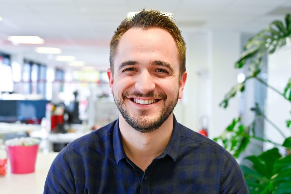 Rencontrez Cédric, Directeur de Clientèle - MINDOZA