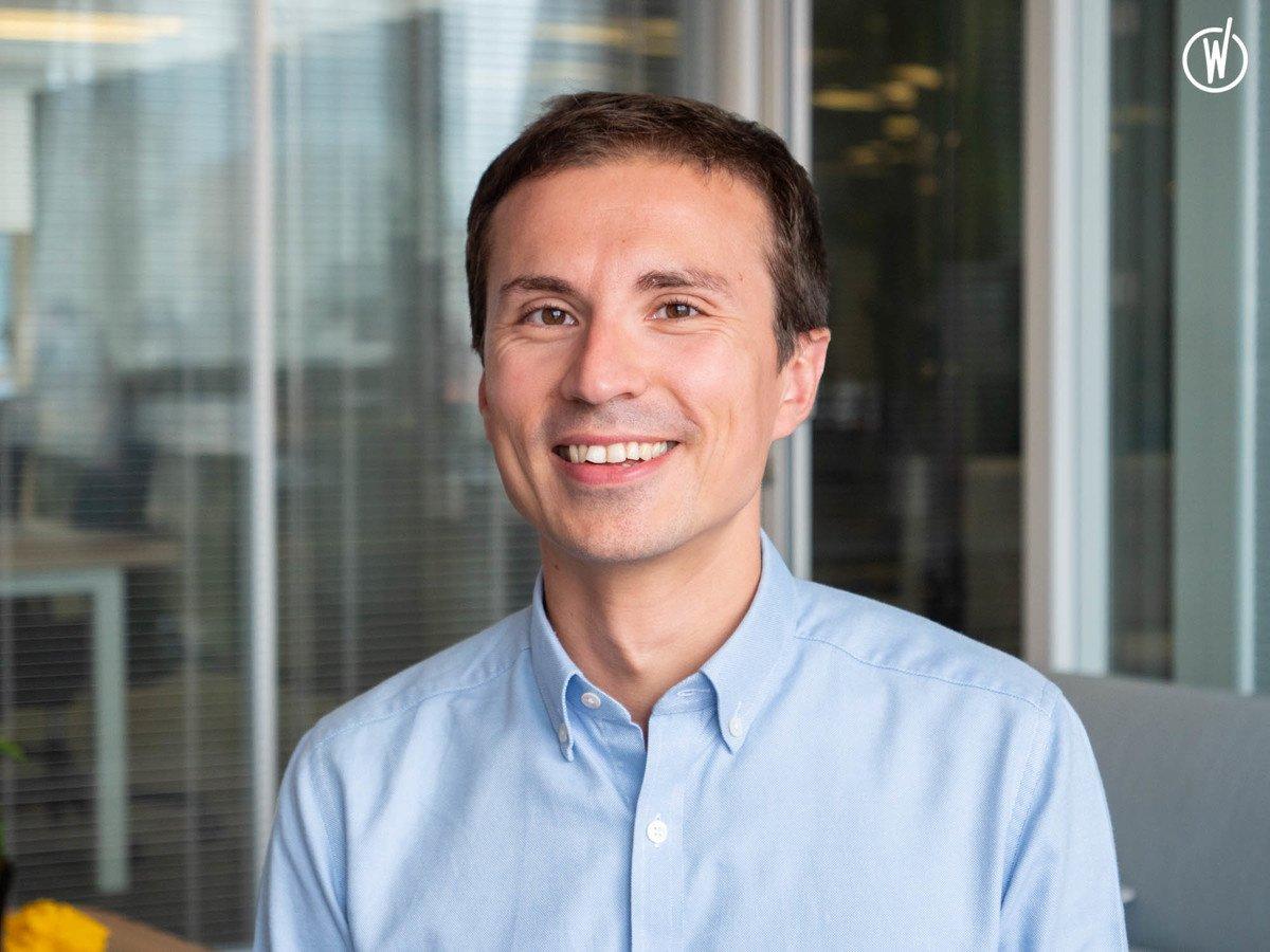Meet Sylvain, COO &  cofounder - DNA Script