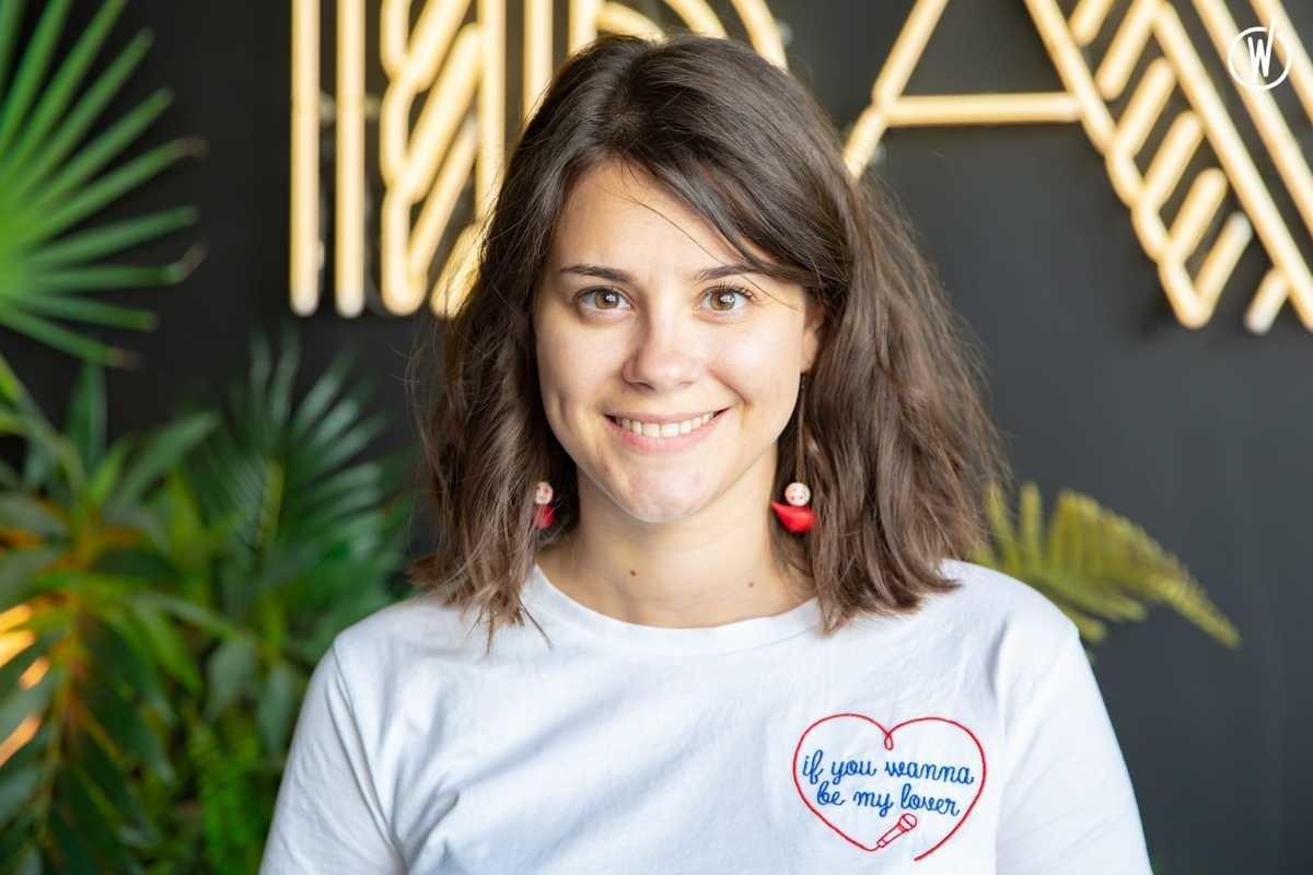 Conoce a Mathilde, HR Manager - BAM Karaoke Box