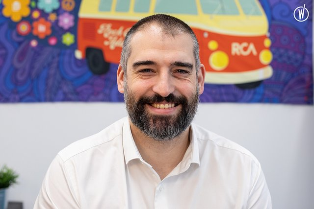 Rencontrez François, Tribu Leader - RCA