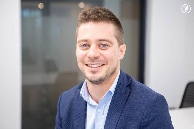 Rencontrez Dimitri, Business Developer - Paritel