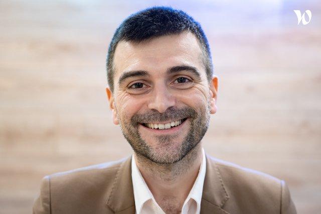 Rencontrez Nicolas, Directeur Scientifique - Quantmetry