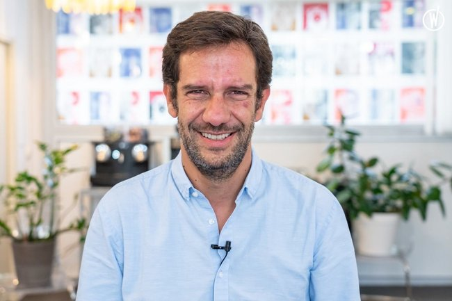 Rencontrez Mario, COO - Luma Arles