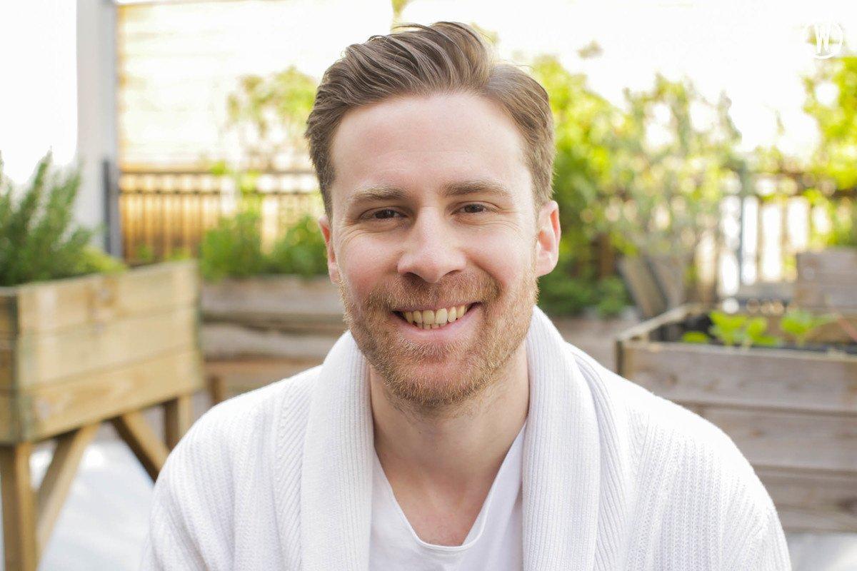 Meet Edouard, Co-Founder et co-CEO - Convelio