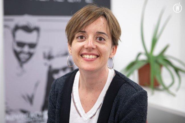 Meet Nadège, Key Account Manager Qwamplify Activation - Qwamplify