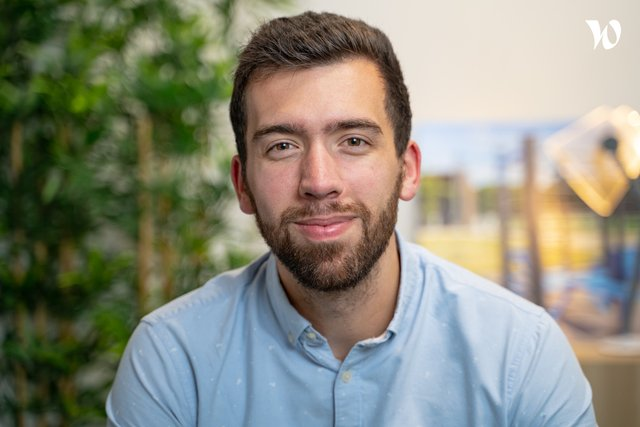 Rencontrez Gabin, CMO (Chief Marketing Officer) - AirFit