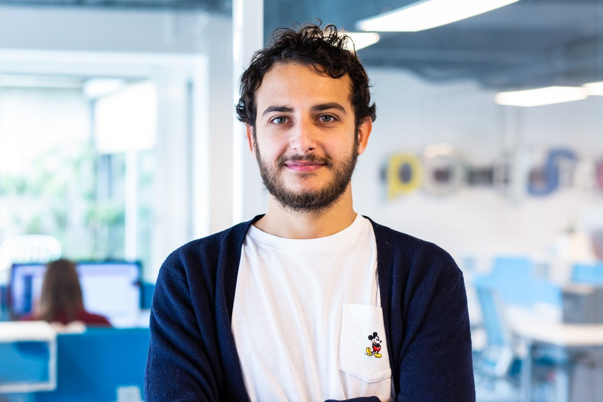 Rencontrez Emanuele, Data engineer - Powerspace