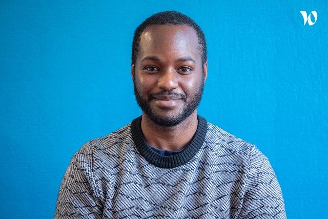 Rencontrez Patrice, Développeur Fullstack - Hiflow