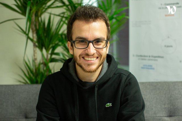 Rencontrez Johan, Développeur logiciel - TEKYN