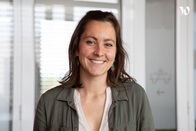 Rencontrez Coralie, Chef de Projet Trafic - Mister Auto