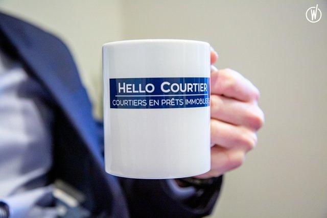 HELLO COURTIER