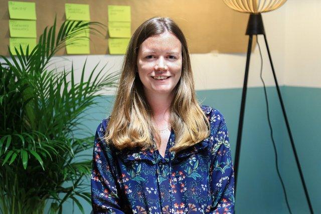 Rencontrez Claire, Product Marketing Manager - Fluicity