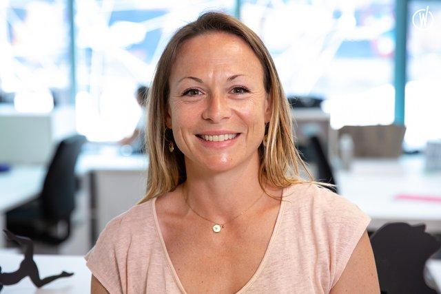 Rencontrez Audrey, Directrice Commerciale - Trainme