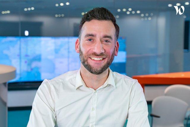 Rencontrez Mickael, Lead Developer - Bouygues Telecom