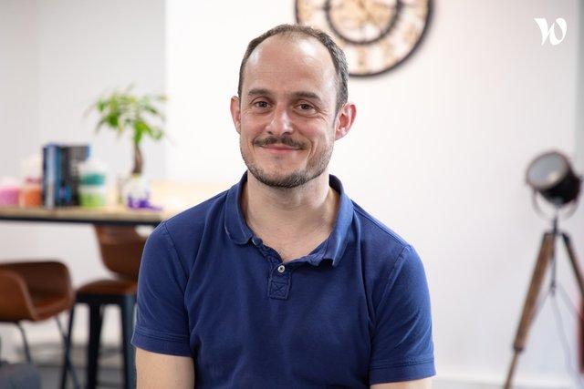 Rencontrez Bertrand, Data Scientist - Agaetis