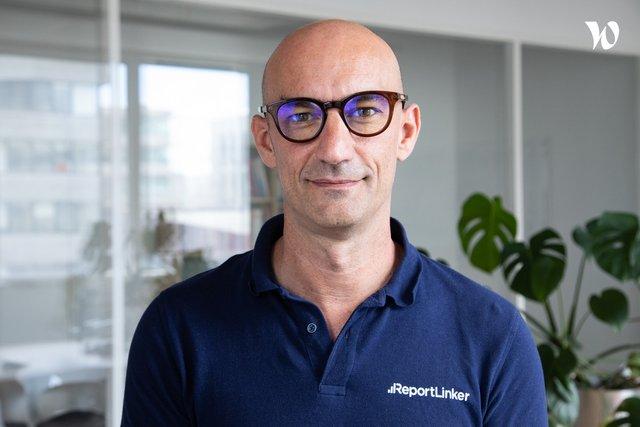 Rencontrez Benjamin, CEO - Reportlinker