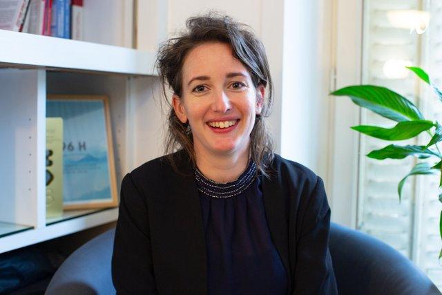 Rencontrez Sophie, Business Developer Grands Comptes - Affluences