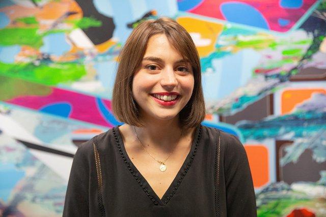 Rencontrez Anne, Digital Marketer - BIOCODEX