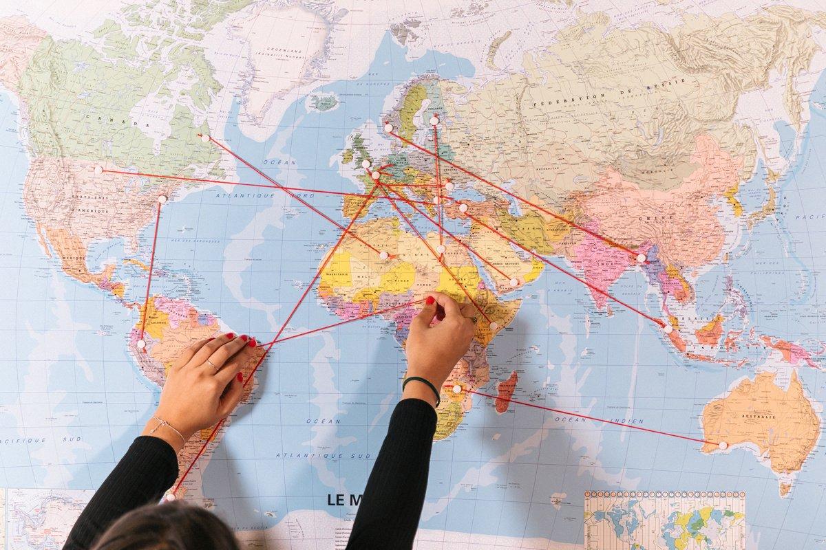 Métiers de l'international : 5 professions qui font voyager