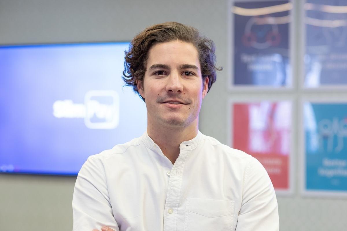 Rencontrez Vincent, Full Stack developer - SlimPay