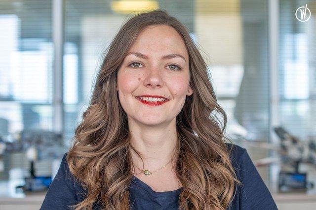 Rencontrez Jeanne, Chargée D'Affaires - LOGAVIV