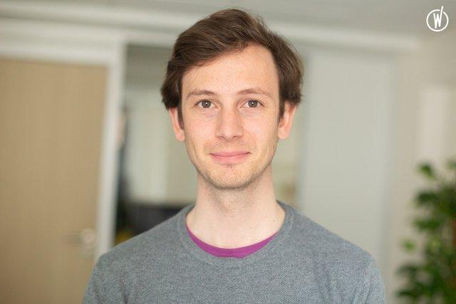 Rencontrez Augustin, Co-Fondateur  - Uptime