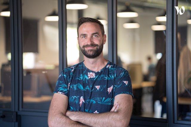 Rencontrez Antoine, Fondateur dirigeant - Agence Pure Illusion