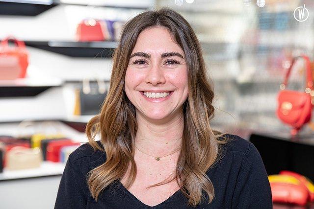 Rencontrez Johanna, Directrice de boutique - LANCASTER