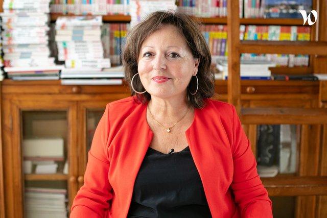 Rencontrez Christiane, Responsable commercial régional - Petit Futé